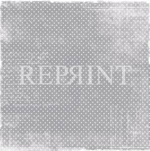 Bilde av Reprint - 12x12 - Basic Collection - 018 - Vintage gray ministar