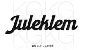 Bilde av Kort & Godt - Die 272 - Juleklem