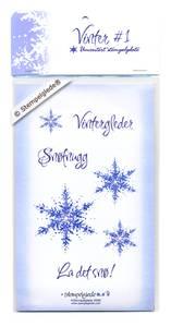 Bilde av Stempelglede - Vinter #1