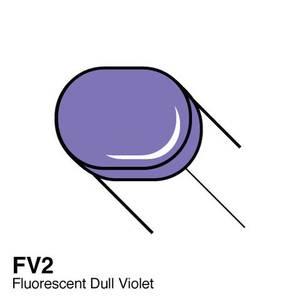 Bilde av Copic - Sketch Marker - FV2 - FLUORESCENT - DULL VIOLET
