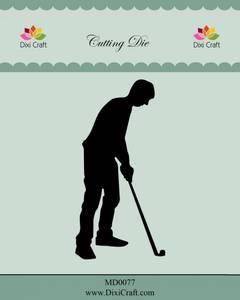 Bilde av Dixi Craft - Dies - MD0077 - Golf