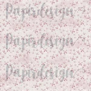 Bilde av Papirdesign PD2100579 - Vårtegn - Sommerfugl, rosa