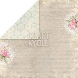 Bilde av Craft & You - WG05 - Wedding Garden 05 - 12x12