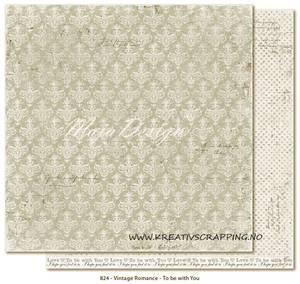 Bilde av Maja Design - 824 - VINTAGE ROMANCE - TO BE WITH YOU