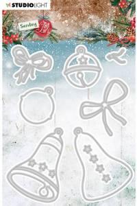 Bilde av Studiolight die - CD49 - Sending Joy - Christmas bells