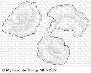 Bilde av My Favorite Things - MFT1539 - Die-Namics - Poppy Blooms