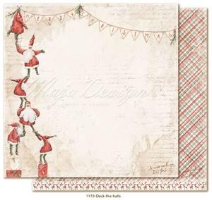 Bilde av Maja Design - 1173 - Happy Christmas - Deck the halls