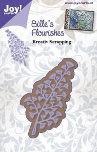 Bilde av Joy Crafts - 6002-0264 - Die - Floral Flourish - Branch Twig nr2