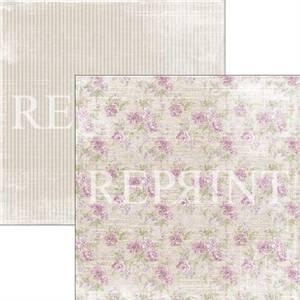 Bilde av Reprint - 12x12 - RP0274 - Lilac Paris Collection - Roses