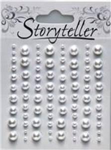 Bilde av Storyteller - Halvperler - ST-009551 - Krem