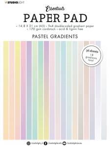 Bilde av Studiolight -   19 - PaperPad A5 - PP19 Gradient Pastel