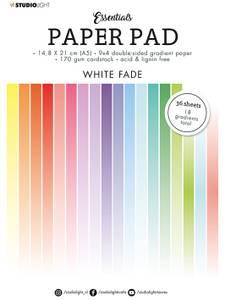 Bilde av Studiolight -   21 - PaperPad A5 - PP21 Gradient White fade