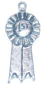 Bilde av Charms - Premie 1st - Sølv - 8stk