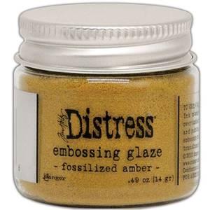 Bilde av Tim Holtz - Distress Embossing Glaze - 70986 - Fossilized Amber