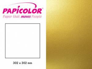 Bilde av Papicolor - Kartong - 12x12 - 333 - Metallic - Super Gold