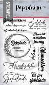 Stempel - Papirdesign