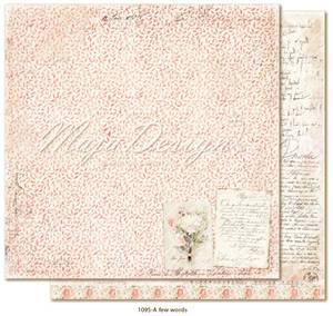 Bilde av Maja Design - 1095 - Miles Apart - A few words