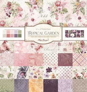 Bilde av Maja Design - 1164 - Tropical Garden - 12x12 Collection Pack