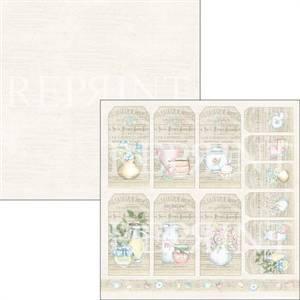 Bilde av Reprint - 12x12 - RP0316 - Swedish Fika - Tags 2