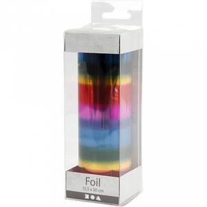 Bilde av Creotime - Foil - 15,5 x 50 cm - Rainbow
