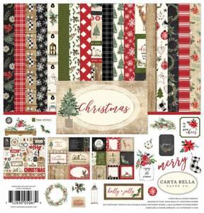 Bilde av Carta Bella - Christmas - 12x12 Collection Kit