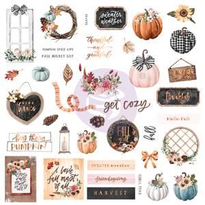 Bilde av Prima - 647834 - Ephemera - Pumpkin & Spice