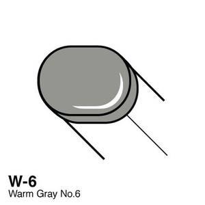 Bilde av Copic - Sketch Marker - W6 - WARM GRAY NO.6