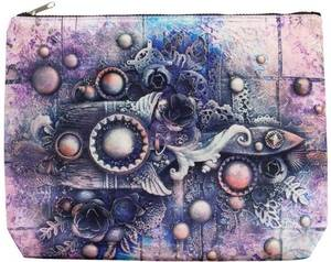 Bilde av Finnabair - 967994 - Big Art Pouch - Art Celebration in Purple