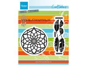 Bilde av Marianne Design - Craftables dies - CR1373 - DREAMCATCHER