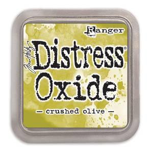 Bilde av Distress Oxide Ink Pad - 55907 - Crushed Olive