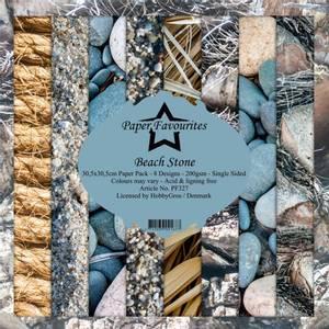 Bilde av Paper Favourites - 12x12 Paper Pack - PF327 - Beach Stone