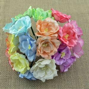 Bilde av Flowers - Magnolias - SAA-361 - Mixed Pastel - 50stk