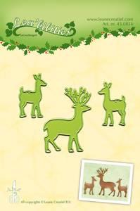 Bilde av Leane Creatief - 45.0836 - Lea'bilities Die - Deer