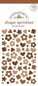 Bilde av Doodlebug - 6712 - Shape Sprinkles - Bon Bon