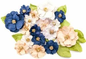 Bilde av Prima - 636654 - Flowers - Georgia Blues - Morgan