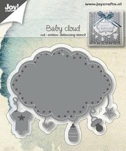 Bilde av Joy Crafts - 6002-1408 - Die - Baby Cloud