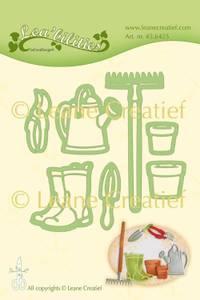 Bilde av Leane Creatief - 45.6425 - Lea'bilitiesDie - Garden Set Watering