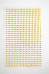 Bilde av Kort & Godt - Stickers - ST-110 - Perle - 3mm - Gul