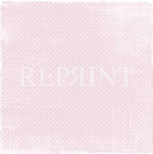 Bilde av Reprint - 12x12 - Basic Collection - 016 - Vintage pink ministar